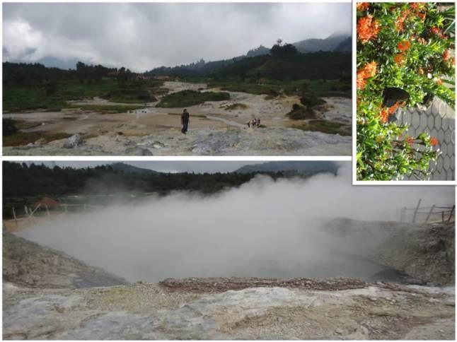 Wonosobo Sikidang Crater