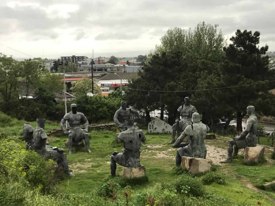 Georgian Warriors